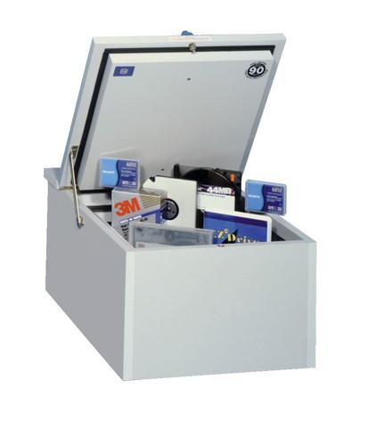 Phoenix Insert Data Box Protection for Firefile Filing Cabinet 19kg W382xD512xH273mm Ref DPI08