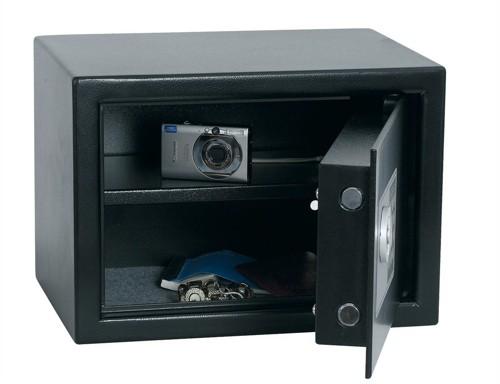 Phoenix Digital Safe Changeable Code Electronic Lock 18L Capacity 11kg W350xD250xH250mm Ref SS0723E