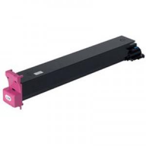 Konica Minolta Laser Toner Cartridge Page Life 12000pp Magenta Ref 8938623