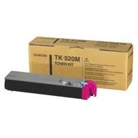 Kyocera TK-520M Laser Toner Cartridge Page Life 4000pp Magenta Ref 1T02HJBEU0