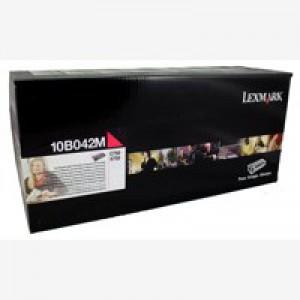 Lexmark C750 Return Programme High Yield Toner Cartridge Magenta 15k Yield 10B042M