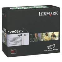 Lexmark Return Programme Optra SE3455 Laser Toner Cartridge Black 12A0825