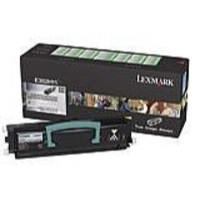 Lexmark E35X High Yield Return Program Toner Cartridge 9k Black Code E352H11E