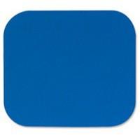 Fellowes Mouse Mat Solid Colour Blue Code 58021-06