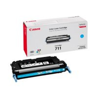 Canon 711C Laser Toner Cartridge Cyan Code 1659B002AA
