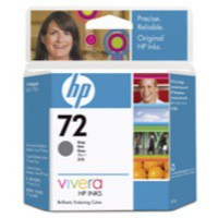 HP No.72 Inkjet Cartridge 69ml Grey Code C9401A