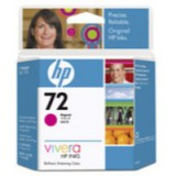 HP No.72 Inkjet Cartridge 69ml Magenta Code C9399A