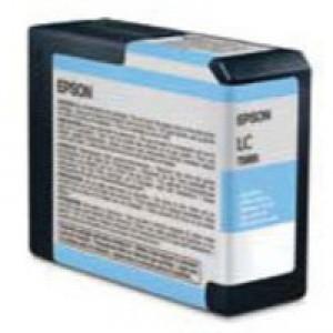 Epson T5805 Inkjet Cartridge Capacity 80ml Light Cyan Ref C13T580500
