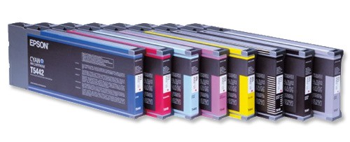 Epson T5443 Inkjet Cartridge UltraChrome Capacity 220ml Magenta Ref C13T544300