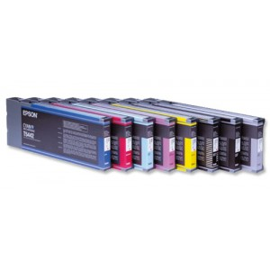 Epson T5445 Inkjet Cartridge UltraChrome Capacity 220ml Light Cyan Ref C13T544500