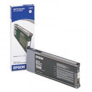 Epson Stylus Pro 9600 Inkjet Cartridge Matt Black C13T544800