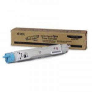 Xerox Laser Toner Cartridge Page Life 5000pp Cyan Ref 106R01214