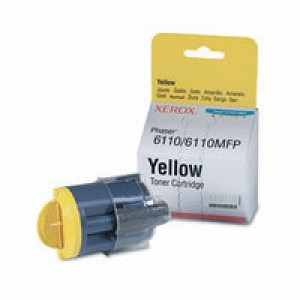 Xerox Phaser 6110/6220 Toner Cartridge Yellow 106R01273