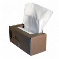 Image for Fellowes Shredder Bags Capacity 227 Litre [for C-320 C-420 Series] Ref 36056 [Pack 50]