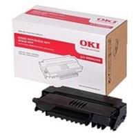 OKI Laser Toner Cartridge High Yield Page Life 4000pp Black Ref 9004391