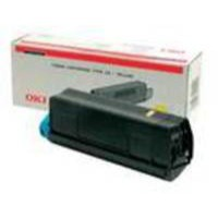 Oki C5250 Toner Cartridge Yellow 42804545