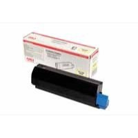 Oki C3200 Toner Cartridge Standard Yield Yellow 43034805