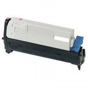OKI Laser Drum Unit Page Life 20000pp Magenta Ref 43381706
