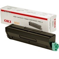 Oki B4400/4600 Toner Cartridge Black 43502302