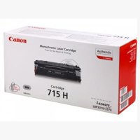 Canon 715 H Black Toner Cartridge