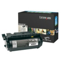 Lexmark X644/646E Return Programme Extra High Yield Toner Cartridge Black X644X11E