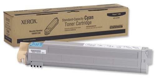 Xerox Ph 7400 Toner Cart Cyan 106R01150