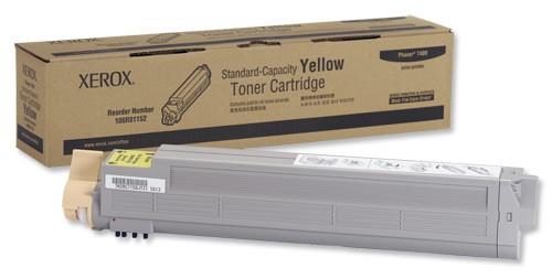 Xerox Phaser 7400 Toner Standard Capacity Yellow 106R01152