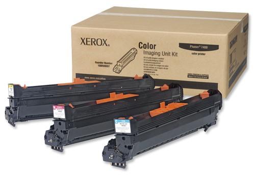 Xerox Phaser 7400 Colour Imaging Unit Kit Cyan/Magenta/Yellow 108R00697