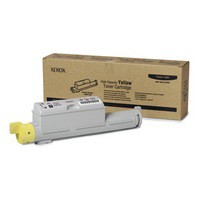 Xerox Phaser 6360 High Capacity Toner Cartridge Yellow 106R01220