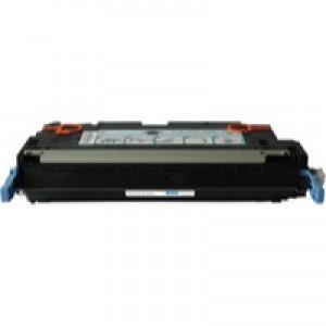 Office Basics HP LaserJet 3000 Toner Cartridge Cyan Q7561A