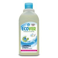 Ecover Washing-up Liquid Environmentally-friendly Camomile 500ml Ref VEVWUL [Pack 2]
