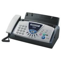 Brother Thermal Fax Machine T104 9.6Kbps Modem 0.25Mb Memory 2.7Kg W302xD186xH132mm Ref FAXT104U1