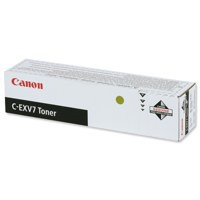 Canon C-EXV7 Laser Toner Cartridge Page Life 5300pp Black Ref 7814A002