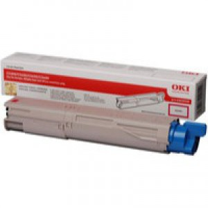 Oki Laser Toner Cartridge Magenta Code 43459330