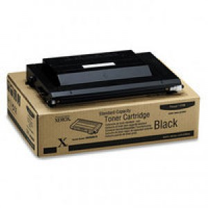 Xerox Ph 6100 Toner Cart Blk 106R00679