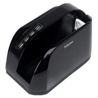 Fellowes Smart Suites Laptop Dock with 4-Port USB Black 8020301