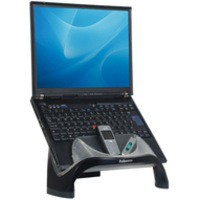 "Fellowes Smart Suitesâ""¢ Laptop Riser with accessory tray"