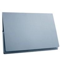 Guildhall Legal Pocket Wallet 420gsm Blue 211/8000