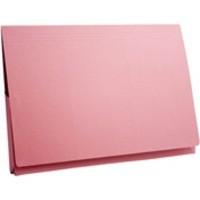 Guildhall Legal Pocket Wallet 420gsm Pink 211/8006