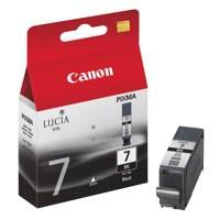 Canon PGI-7BK Black Ink Cartridge Code 2444B001