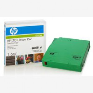 HP LTO4 Ultrium Data Tape Cartridge 1.6TB Code C7974A