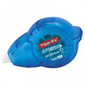 Tipp-Ex Easy-refill Correction Tape Roller 5mmx14m Code 879424