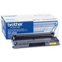 Brother Laser Drum Unit Page Life 12000pp Black Ref DR-2005