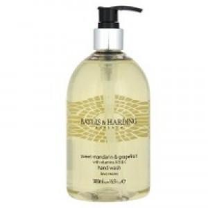 Baylis and Harding Liquid Soap Hand Wash Refill 500ml Mandarin and Grapefruit Ref VBHBMHWMG