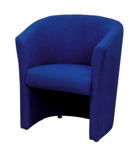 Trexus Intro Tub Reception Chair W720xD660xH760mm Royal