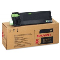 Sharp Copier Toner Cartridge Page Life 16000pp Black Ref AR202LT