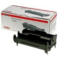 OKI Laser Drum Unit Page Life 25000pp Black Ref 42102802