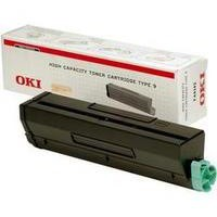 OKI Laser Toner Cartridge Page Life 3000pp Black Ref 01103402