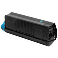Oki C3100 Toner Cartridge Cyan 42804515
