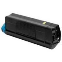 Oki C5200/C5400 Toner Cartridge Yellow 42804505